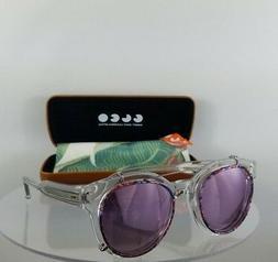Brand Authentic Garrett Leight X Mark McNairy Sunglasses GLX