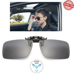 Buy 2 Free Shipping Polarized Clip-on Sunglasses with Flip U