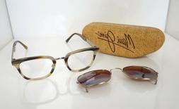 Maui Jim Clip on eyeglasses CASPIAN Collection MJ754-01B Cho