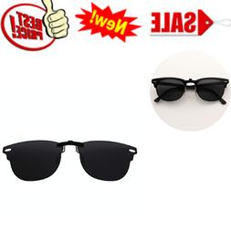Coody Custom Fit Polarized Clip-On Sunglasses For Ray-Ban Rb