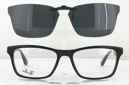 Custom Fit Polarized CLIP-ON Sunglasses For Ray-Ban RB5279 5