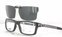 Custom Fit Polarized CLIP-ON Sunglasses For Oakley CURRENCY