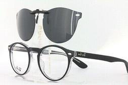 Custom Fit Polarized CLIP-ON Sunglasses For RAY-BAN RB5283 5