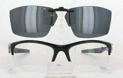 Custom Made for Oakley BOTTLE-ROCKET Polarized Clip-On Sungl