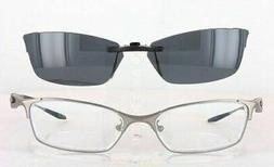 Custom Made for Oakley BRACKET 8.1-55X17 Polarized Clip-On S