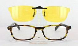 Custom Made for Warby Parker MITCHELL-54X17 Polarized Clip-O