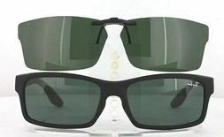 Custom Made for Ray-Ban RB4151F-59X17 Polarized Clip-On Sung
