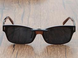 Custom Polarized Clip On Sunglasses for Impulsive OX1129 52-