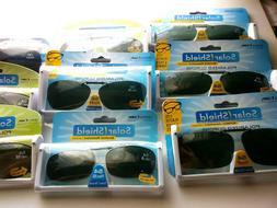 Foster Grant Solar Shield Clip on Sunglasses Polarized 100%