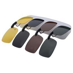 GC- Charm Polarized Mirrored UV400 Clip-ons Lens Sunglasses
