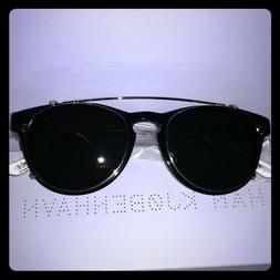 handmade timeless sunglasses clip on