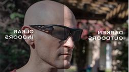 BLINKBAZAAR Instant Transition Polarized Sunglasses with Pre
