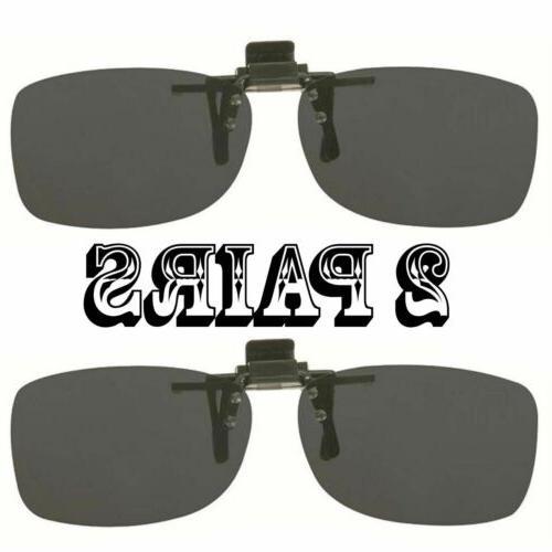 2 pairs gray lens rectangle rx eyeglasses