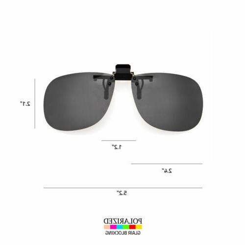 2 Set Polarized Glare On Glasses Driving