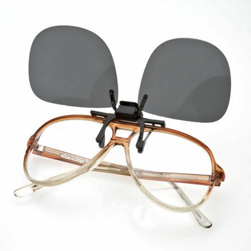 2 Set Large Polarized On Up Glasses