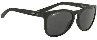 ARNETTE Go Black Gray Sunglasses