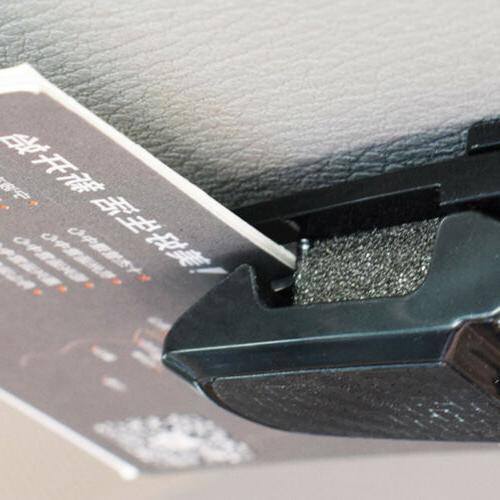 Glasses Holders Car Sun Visor Eyeglasses with Card Clip