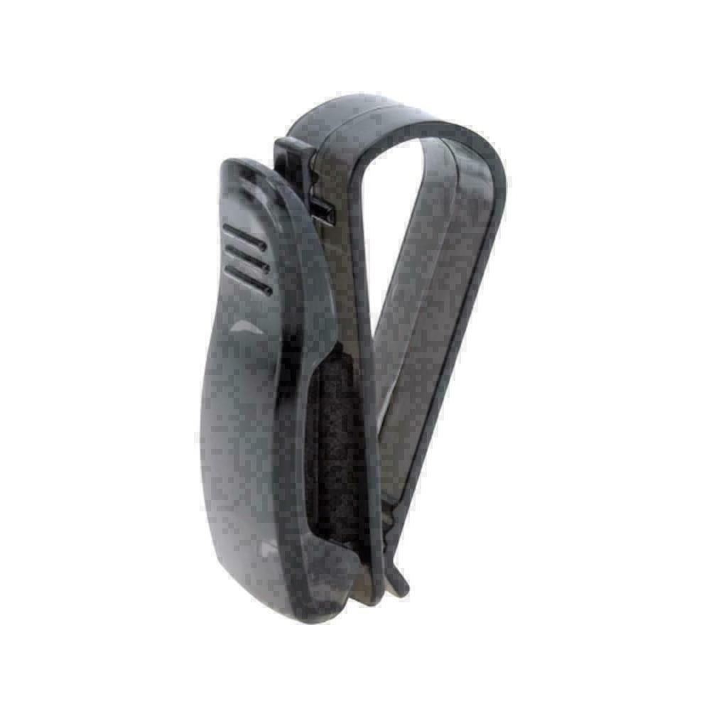 Black Auto Visor Glasses Sunglasses Ticket Clip Un Hot G3A8 A0U5