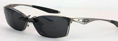 Custom Made for Oakley BRACKET 8.1-53X17 Clip-On Sunglasses (Eyeglasse