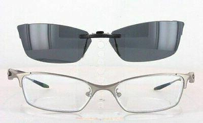 Custom Made BRACKET Polarized Sunglasses (Eyeglasse