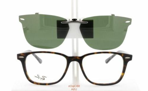 custom made for ray ban rb7119 55x17