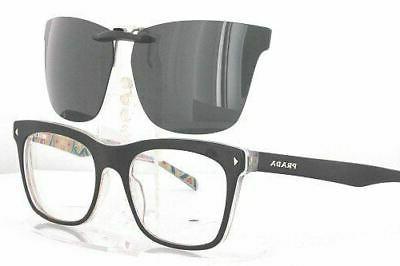 Custom Made for PRADA VPR01N-54X19 (Eyeglasses Not