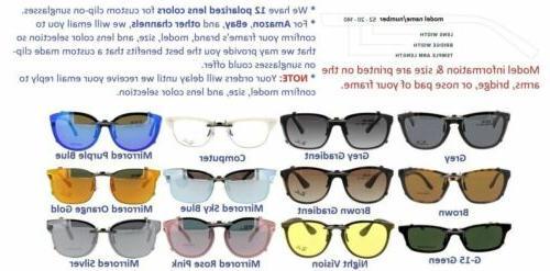 VPS52F-54X18 Polarized (Eyeglasses Not