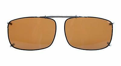 easy clip spring polarized clip on sunglasses