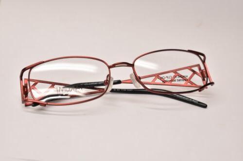 eye glasses frames w magnetic clip on
