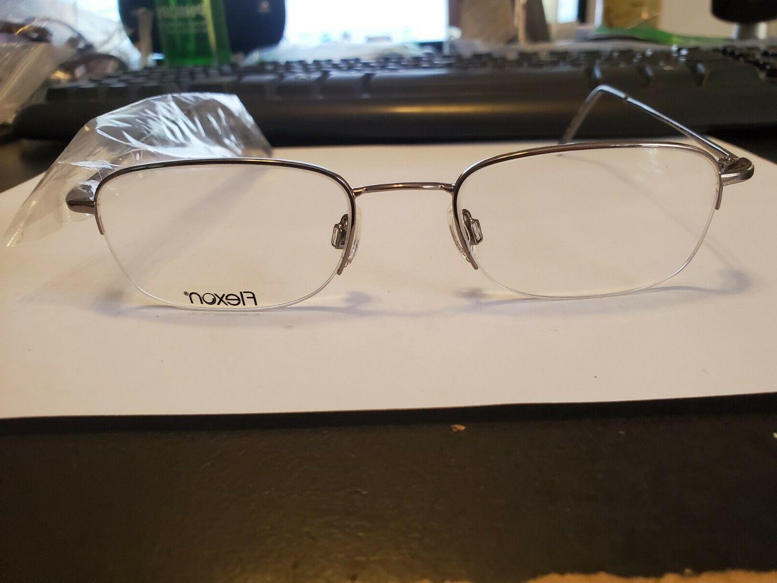 Flexon Eyeglasses FLX 807Mag-Set 33