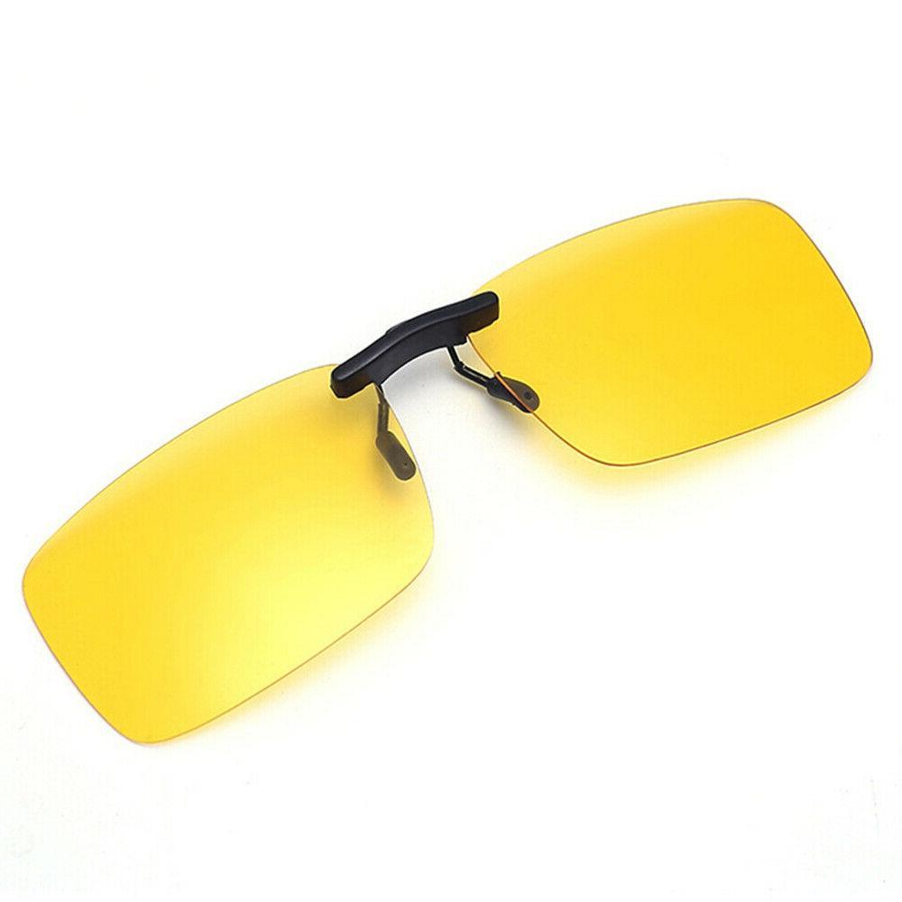 fashion ultralight sunglasses clip night vision glasses