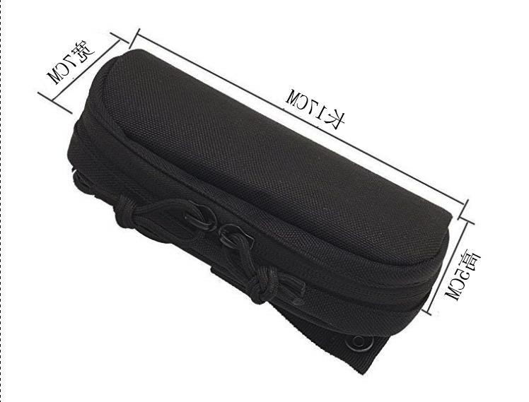 Hard Case Tactical Zipper 1000D Nylon