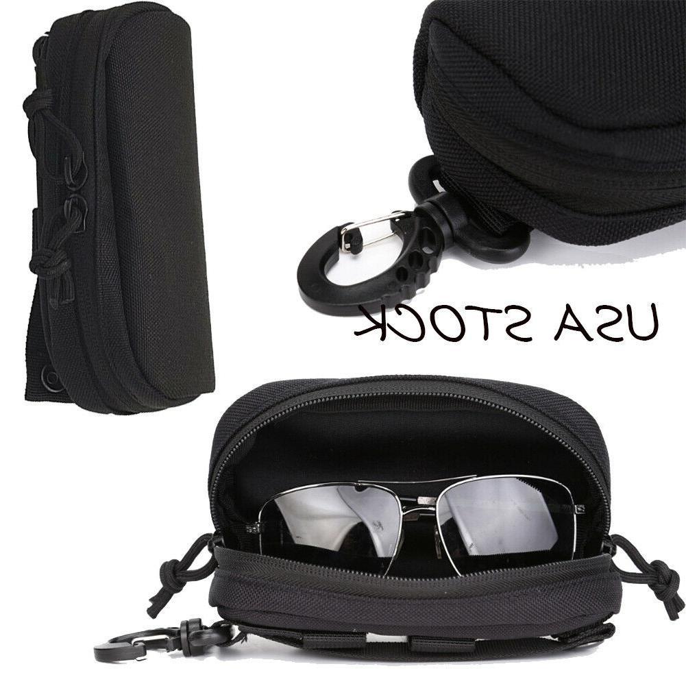 Hard Case Zipper Sunglasses 1000D