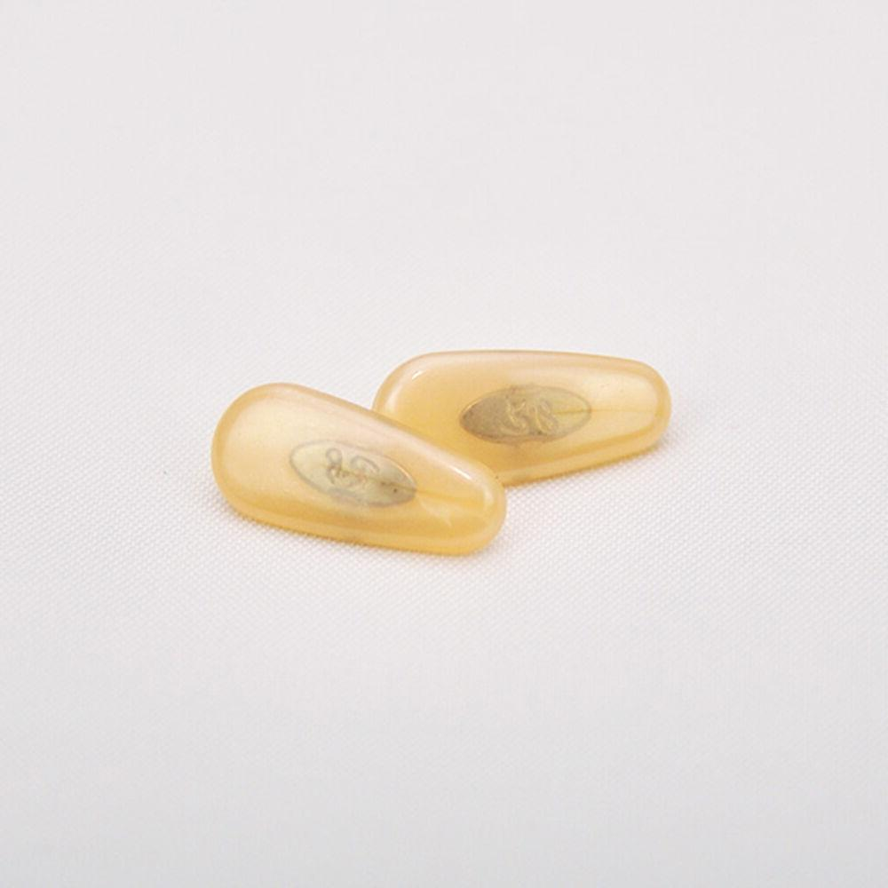 new replacement 2pc nose pads ray ban
