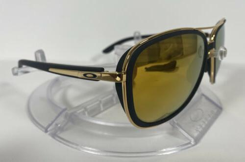 New Split Sunglasses 24K Iridium