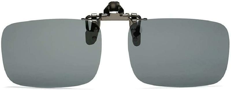 polarized clip on flip up sunglasses wear