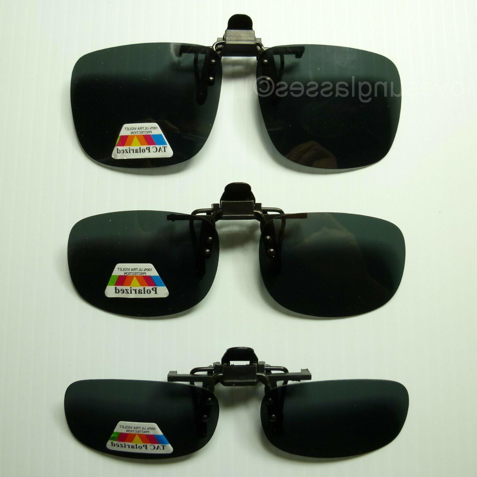 polarized flip up clip on sunglasses 100