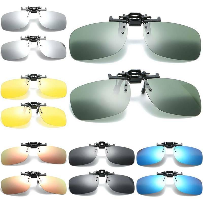 Polarized Flip Up Summer Sunglasses Fishing Men Women UV Pro