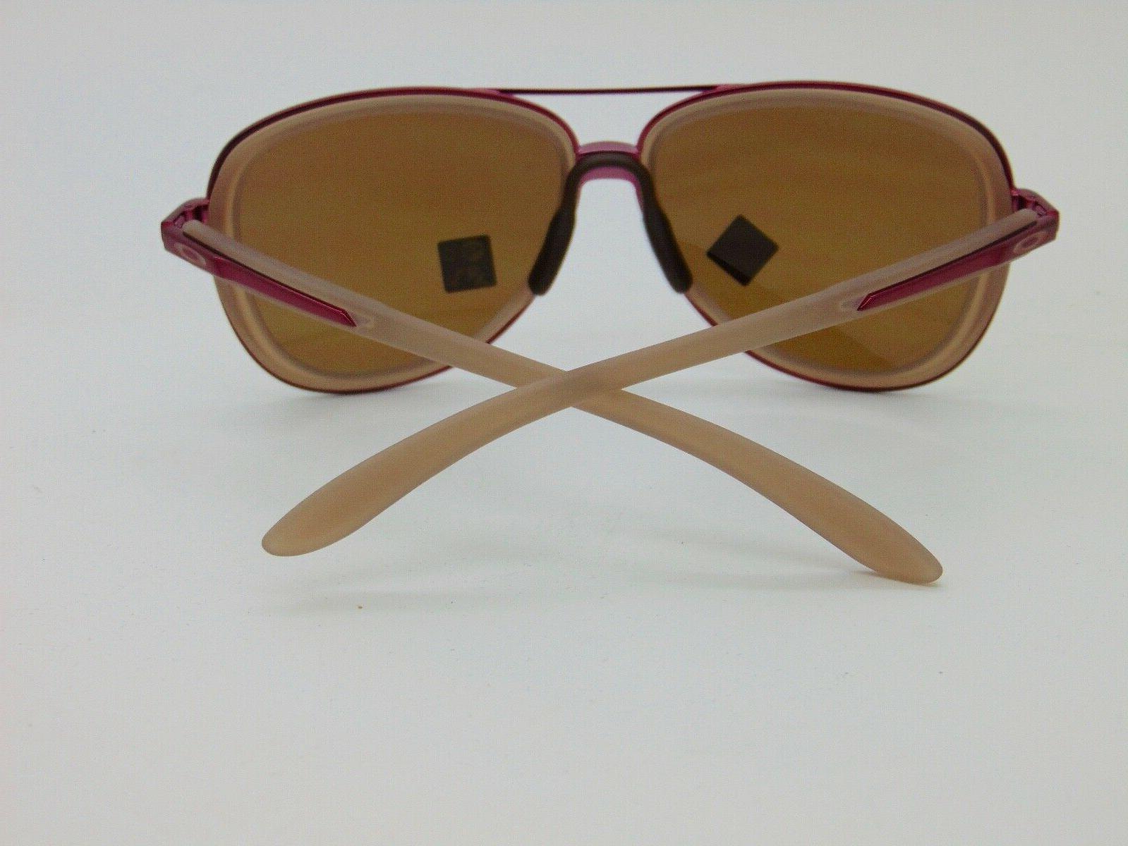 Matte Sepia/Prizm Rose Aviator Sunglasses