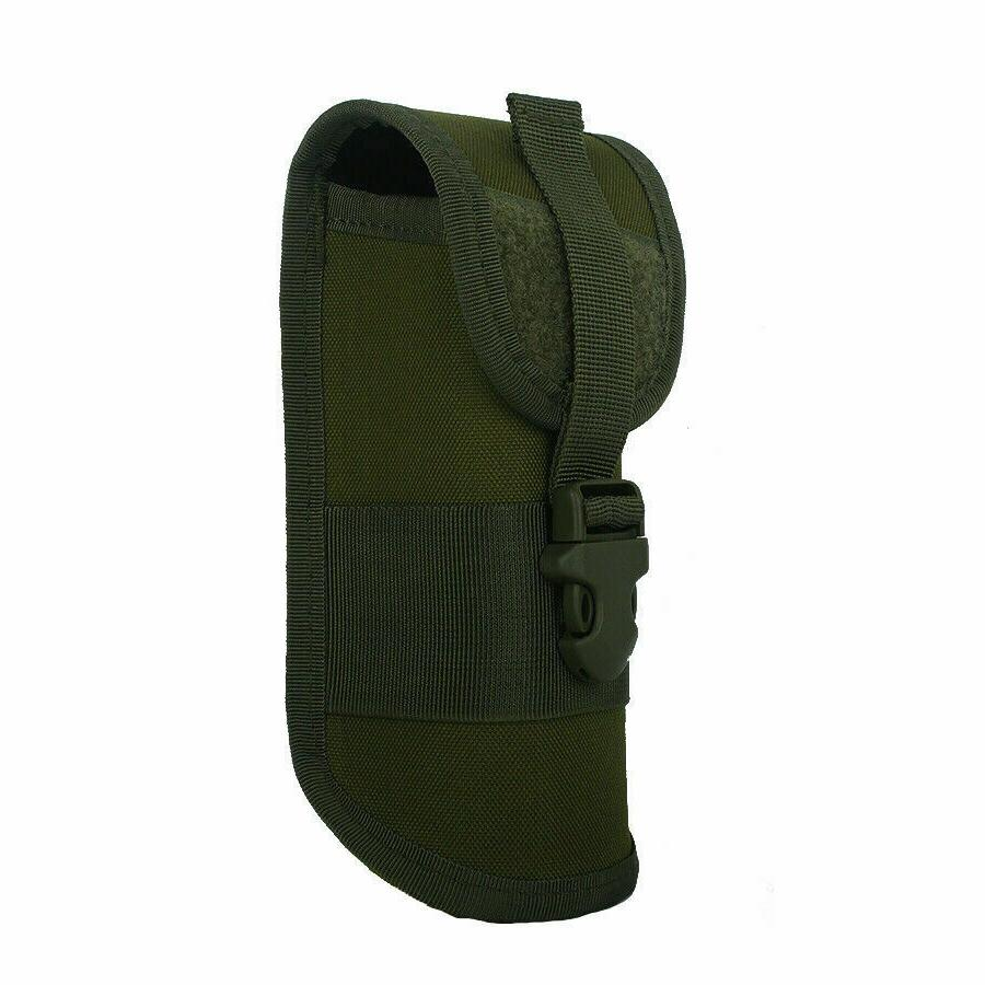 Tactical Hard Case Eyeglasses Carrying with Belt