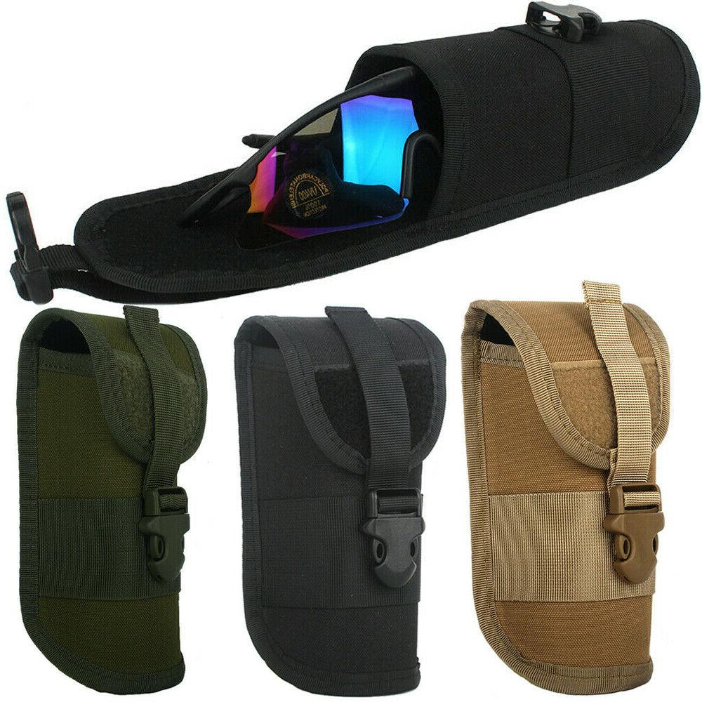tactical sunglasses hard case eyeglasses sturdy carrying