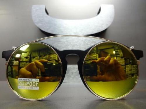 VINTAGE Style Lens GLASSES Matte & Frame