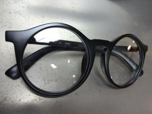 VINTAGE Lens GLASSES Round Fashion Frame