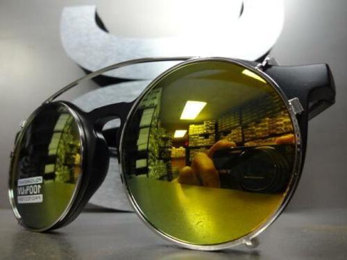 VINTAGE Clear Lens GLASSES Matte Fashion Frame