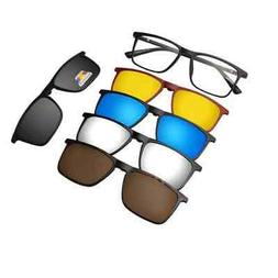 Men's Sunglasses Magnet Clip Magnetic Clip On Polarized Clip