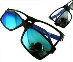 Men Women Eyeglass frame Magnetic glasses polarized clip on
