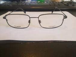 NEW FLEXON Eyeglasses FLX 901 001 Black Chrome 54MM/18/140..