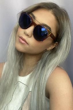 new thierry lasry 50mm sunglasses w clip