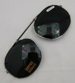 NEW DRIVING UV Eye Protection Clip on Sunglasses / 60MM / 08
