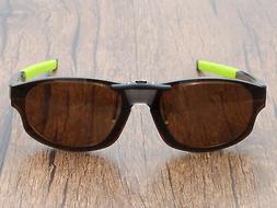 Polarized Clip On Sunglasses for Crosslink Strike OX8048 56-